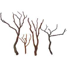Natural Manzanita Bird Perches - Trees