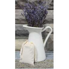 Lavender Bud Muslin Sachets - Organic and Kosher