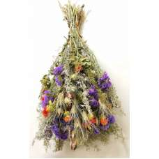 Dried Garden Parade Flower Bouquet - XL