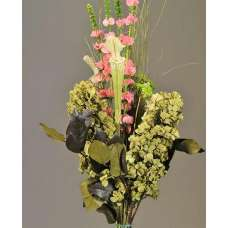 Pink Larkspur Bouquet