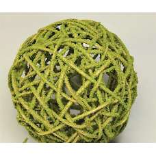 Mosscoat Curly Willow Topiary Ball