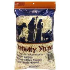 Real Craft Straw - Nativity Straw
