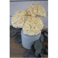 Sola Wood Hydrangea Flower Bouquet