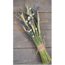 Rustic Farmhouse lavender bunch