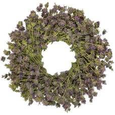 Dried Lemon Mint Wreath - 22 or 30 inch